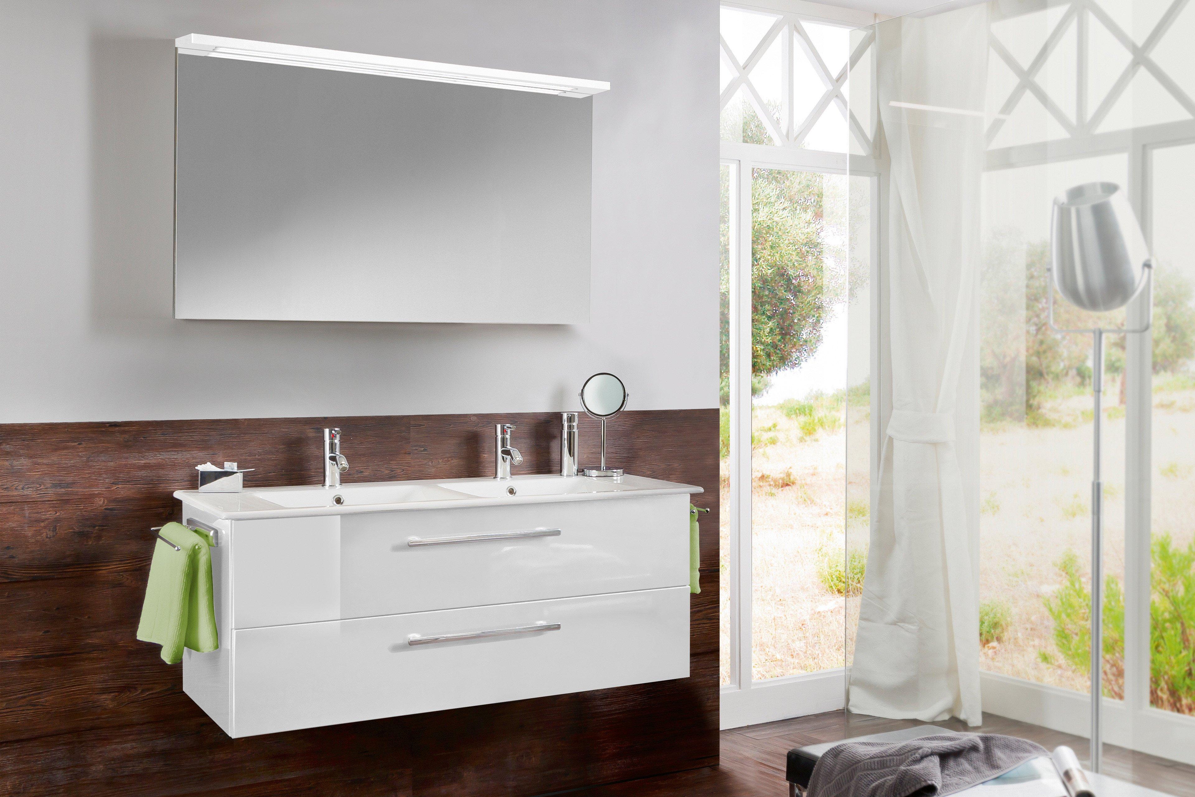 3030 von Marlin - Badezimmer in Weiß