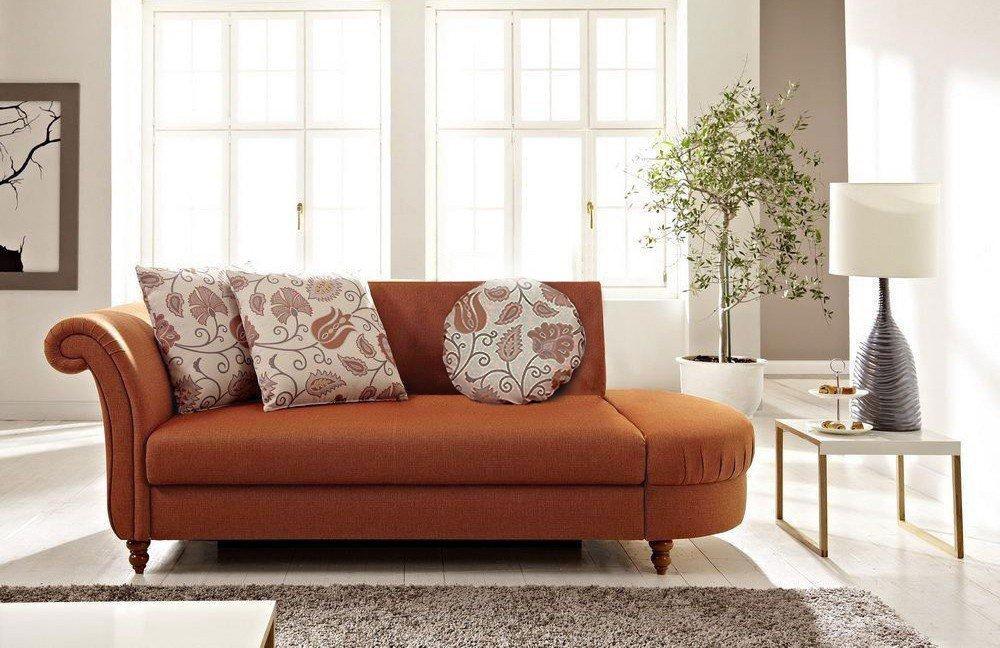schlafsofa lisa orange von bali polsterm bel m bel letz ihr online shop. Black Bedroom Furniture Sets. Home Design Ideas
