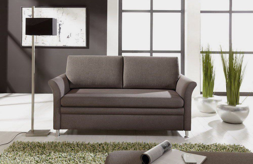 schlafsofa paula von bali polsterm bel in braun m bel letz ihr online shop. Black Bedroom Furniture Sets. Home Design Ideas