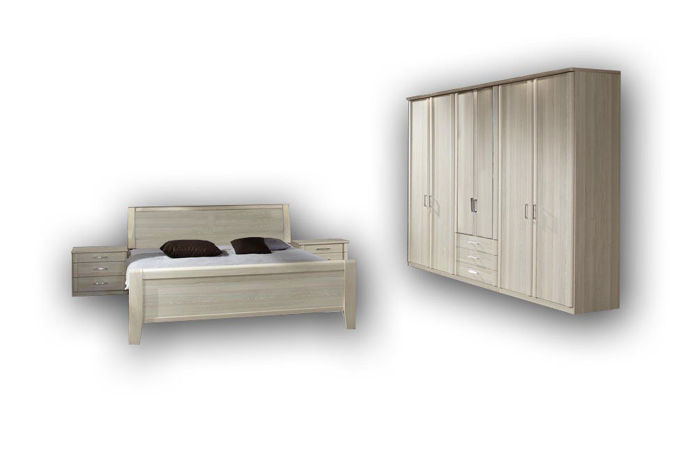 Wiemann Luxor Schlafzimmer Esche Möbel Letz Ihr OnlineShop - Schlafzimmer luxor system programm