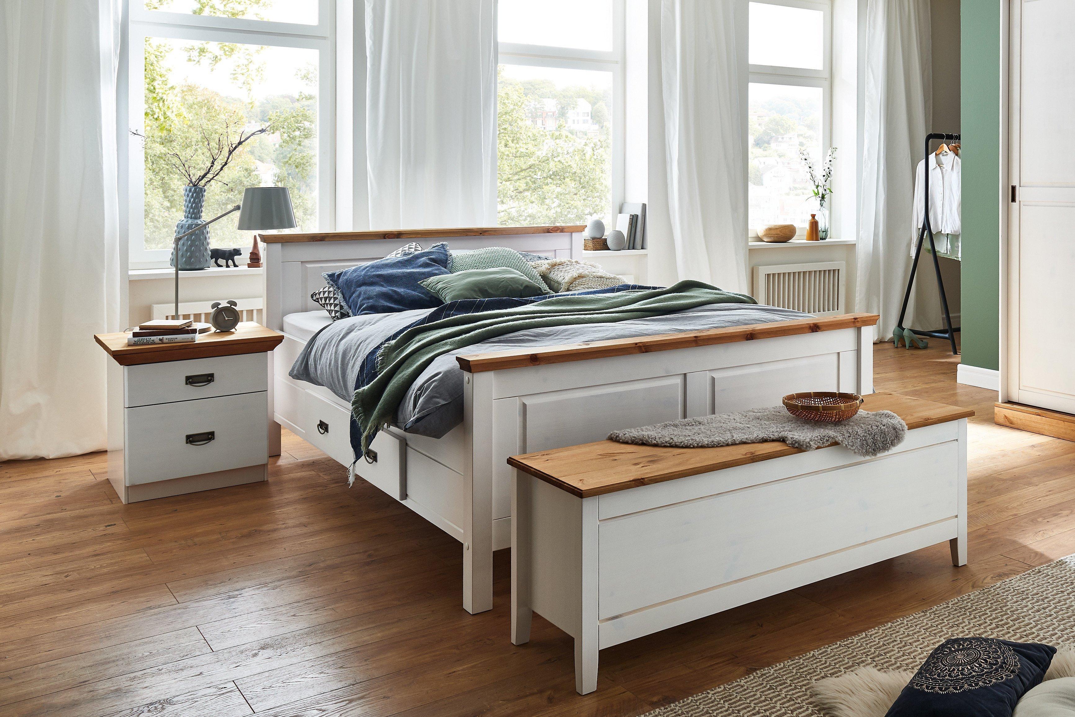 Jumek Bergen Landhaus Schlafzimmer Mobel Letz Ihr Online Shop