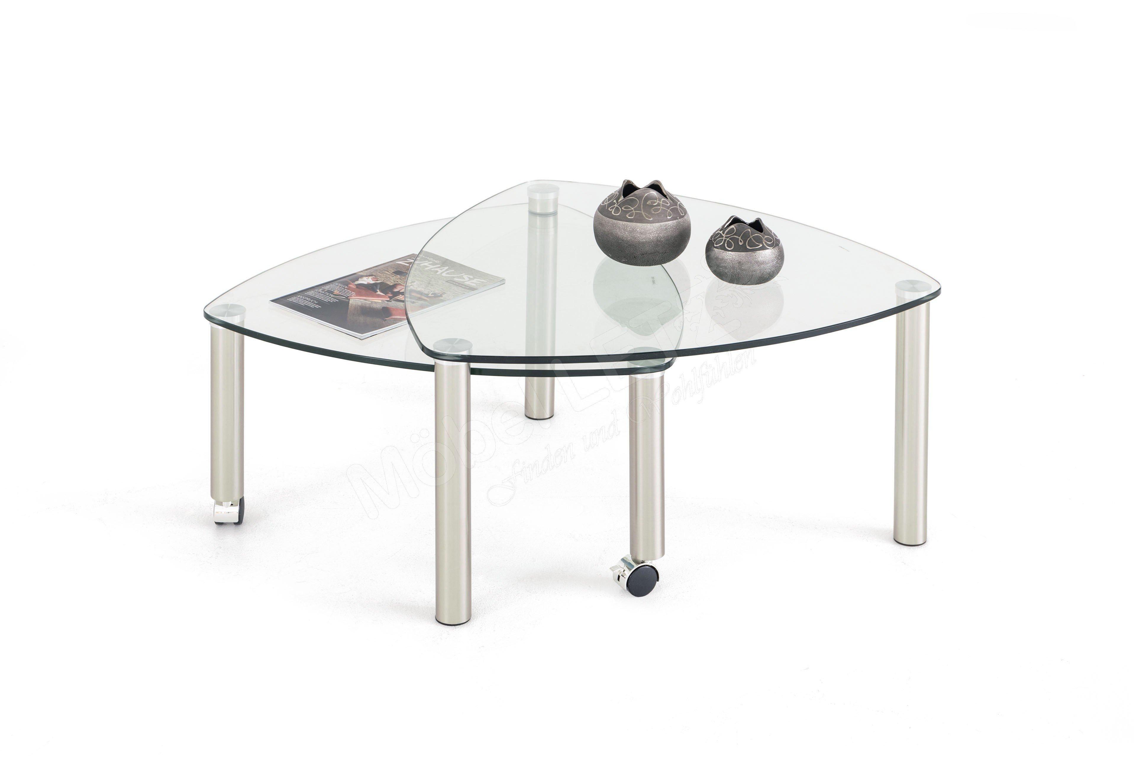 Couchtisch komplett aus glas couchtisch glas grau wei er for Couchtisch ahorn glas