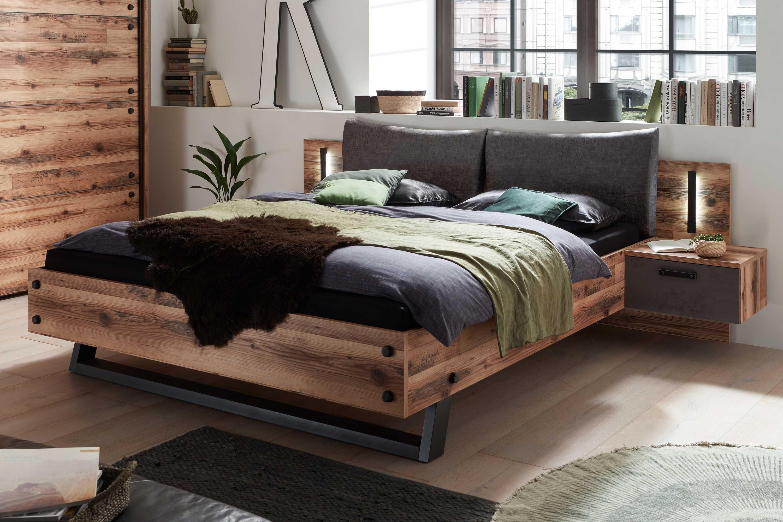 POL Power Dover Bett mit Nachtkommoden | Möbel Letz - Ihr Online-Shop