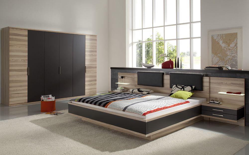schlafzimmer novara von dietz kernesche graphit m bel. Black Bedroom Furniture Sets. Home Design Ideas