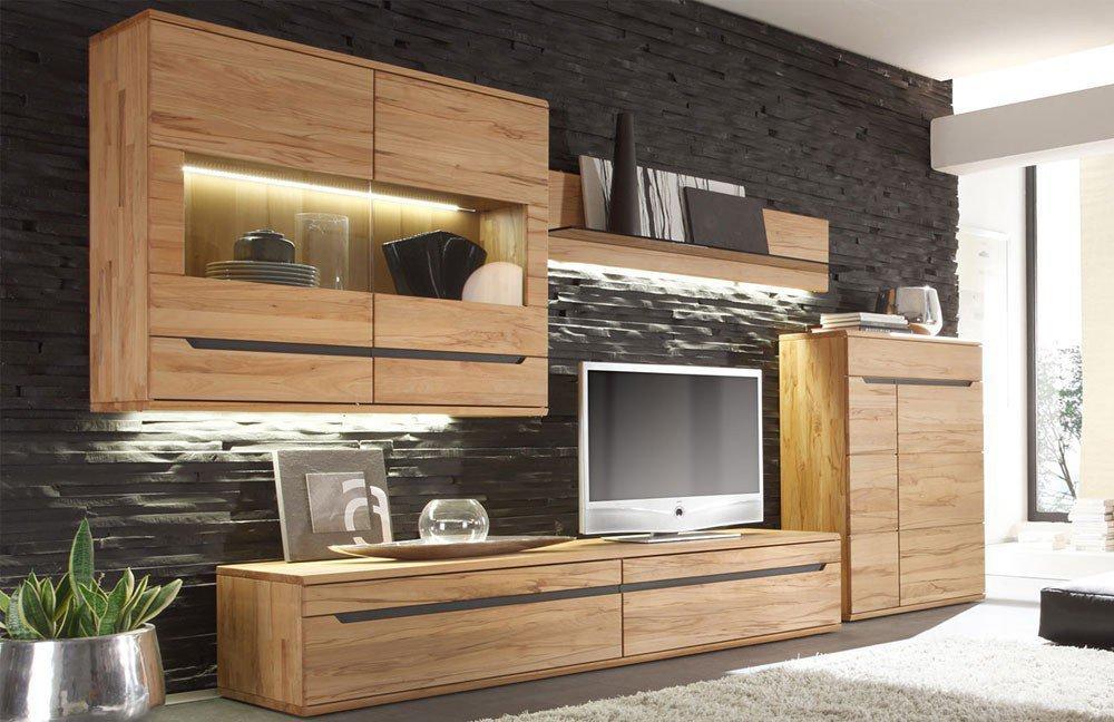 Massive Wohnwande Pic : Massive wohnwande home design inspiration und möbel ideen