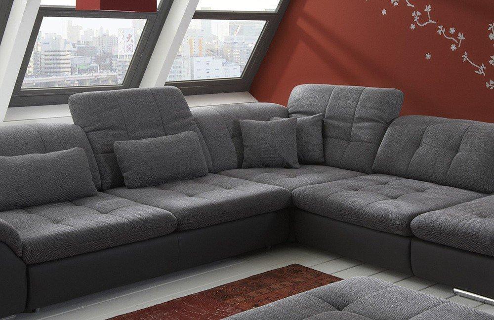 Megapol sofa isola for Wohnlandschaft indira