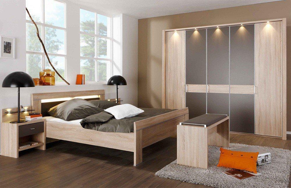 Schlafzimmer Donna von Wiemann | Möbel Letz - Ihr Online-Shop