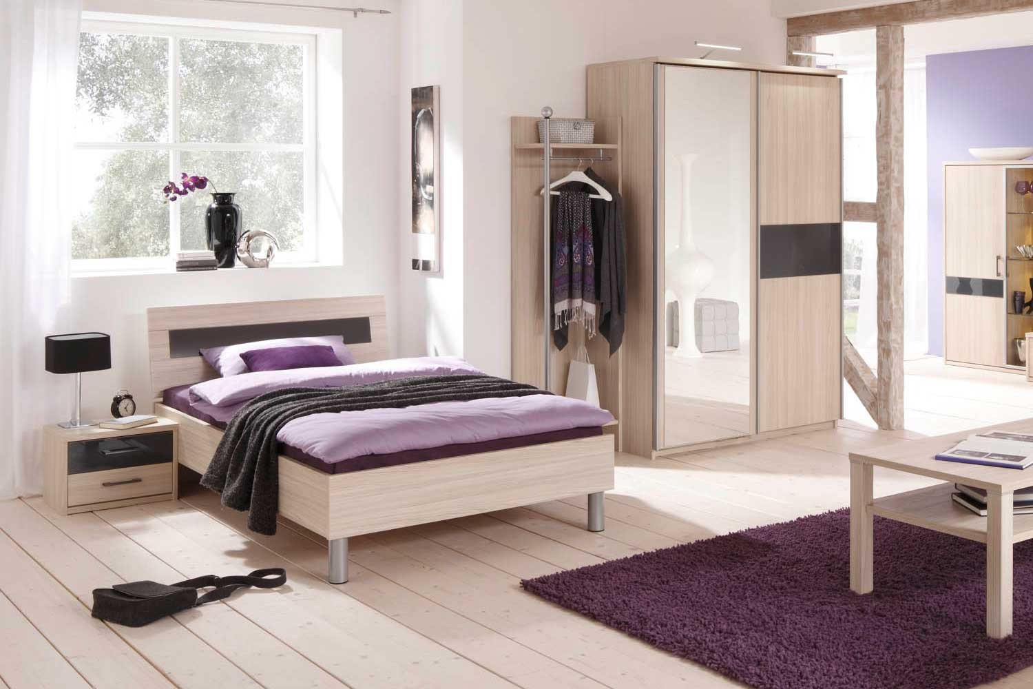 priess riva jugendzimmer akazie anthrazit m bel letz. Black Bedroom Furniture Sets. Home Design Ideas