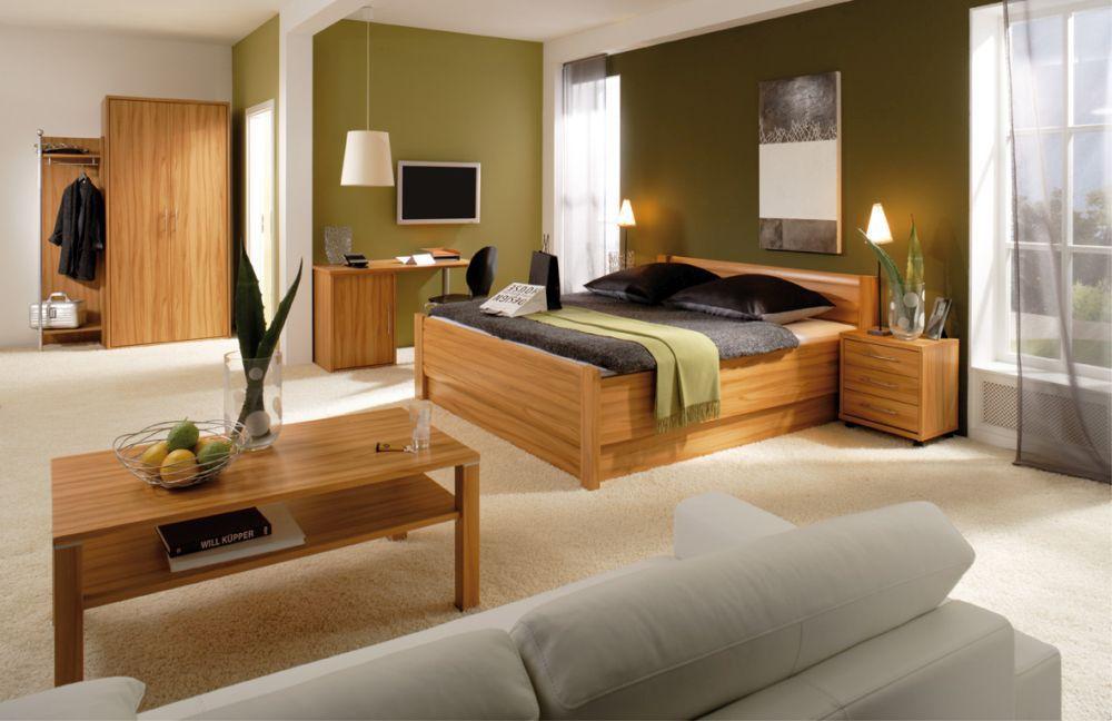 Priess Objekträume Schlafzimmer Kernbuche | Möbel Letz - Ihr Online-Shop