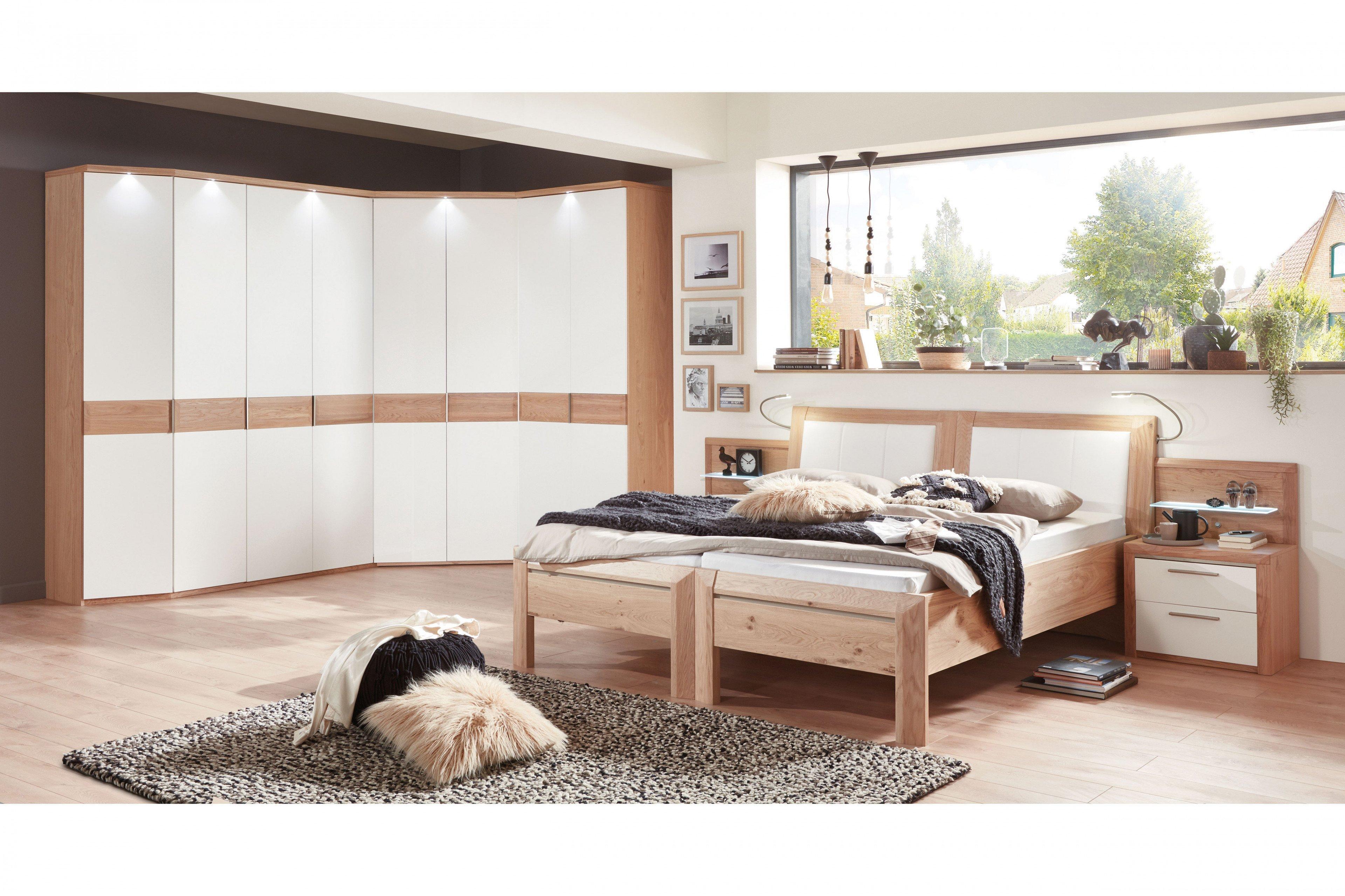 Cavalino von Disselkamp - Schlafzimmerset mit Twinbetten