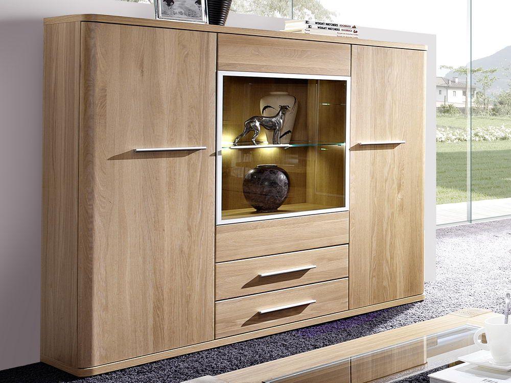 wohnwand eiche 8 andorra von schr der wohnm bel vorschlag 8. Black Bedroom Furniture Sets. Home Design Ideas