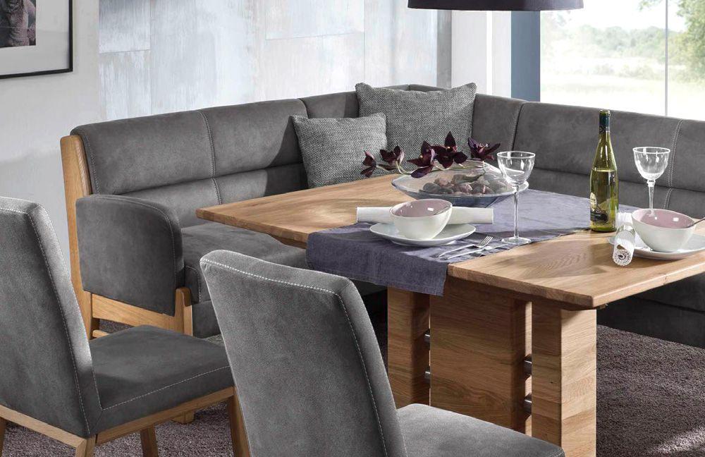 Eckbank grau  Eckbank Goby von K+W Polstermöbel | Möbel Letz - Ihr Online-Shop