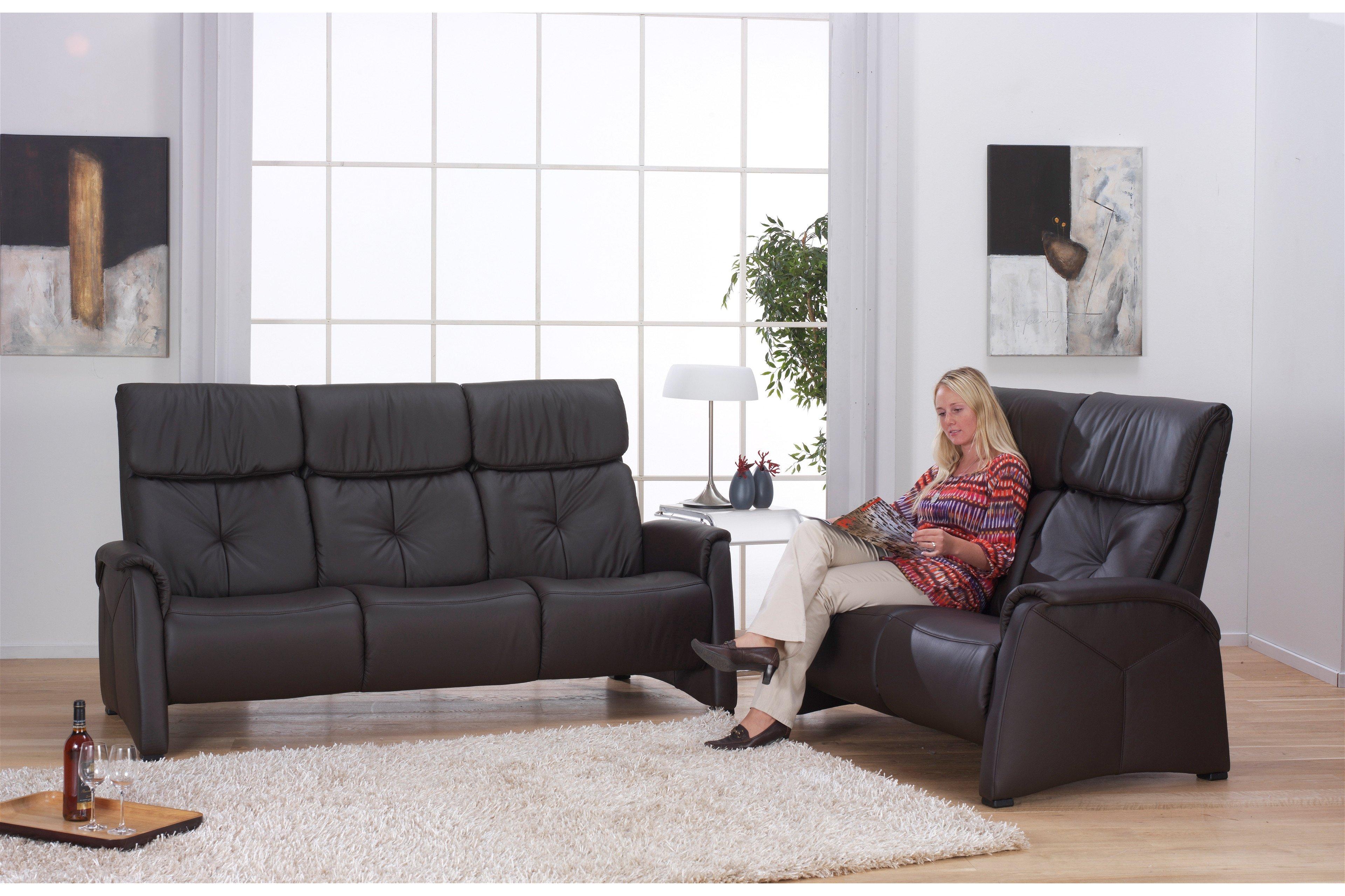 himolla polsterm bel garnitur 4978 schoko m bel letz. Black Bedroom Furniture Sets. Home Design Ideas
