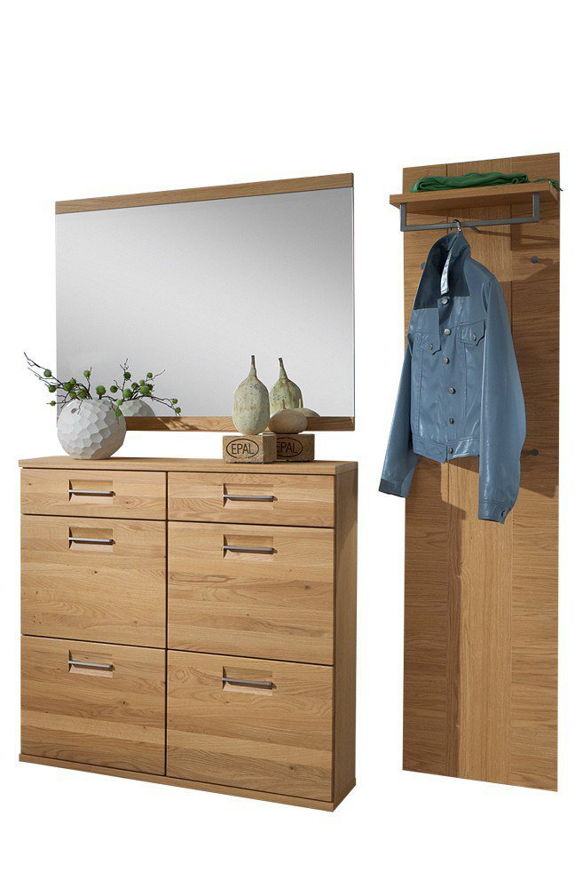 montana von voss garderobe set 1 dielenm bel und flurm bel online kaufen. Black Bedroom Furniture Sets. Home Design Ideas
