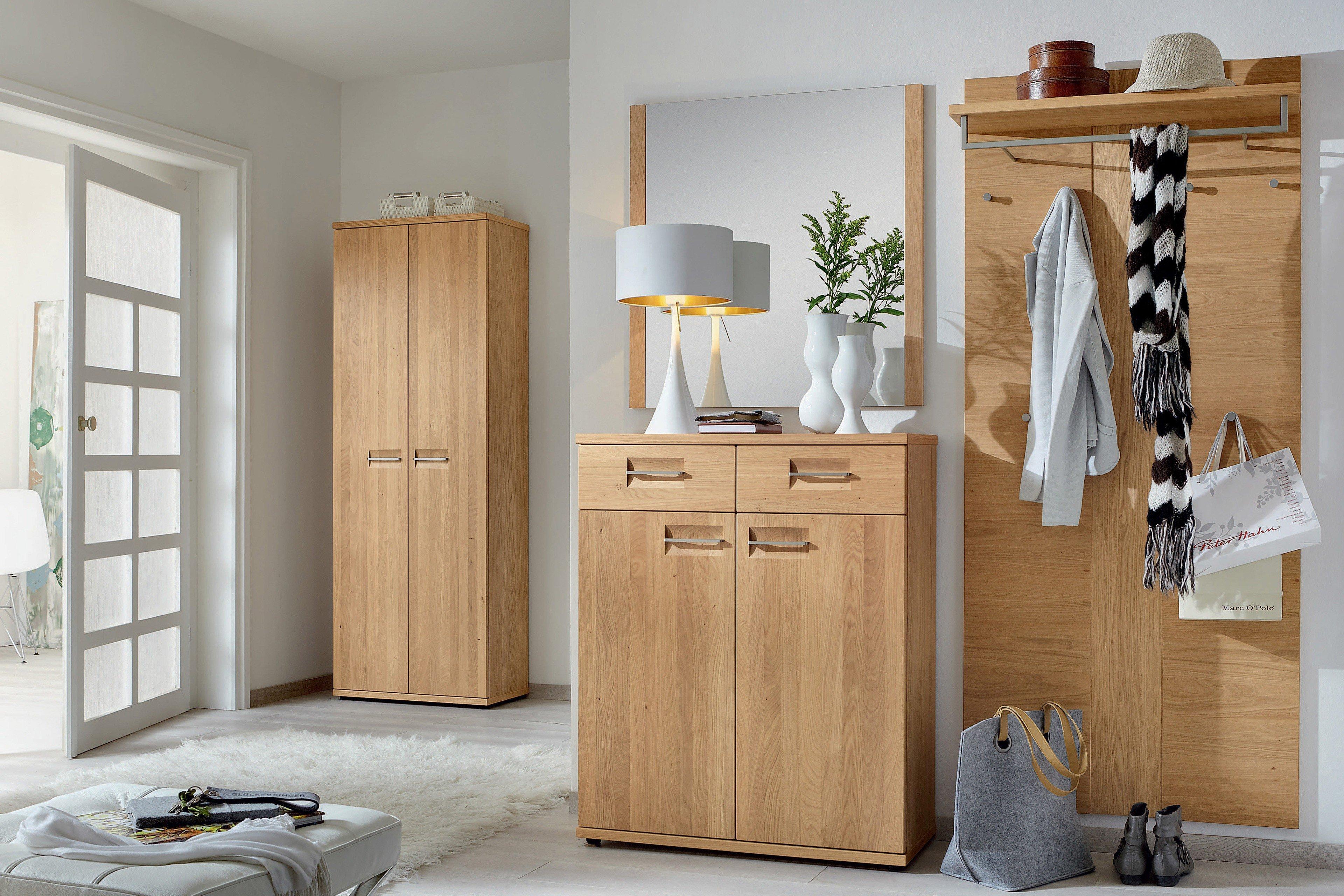 voss m bel garderobe montana wildeiche teilmassiv m bel letz ihr online shop. Black Bedroom Furniture Sets. Home Design Ideas