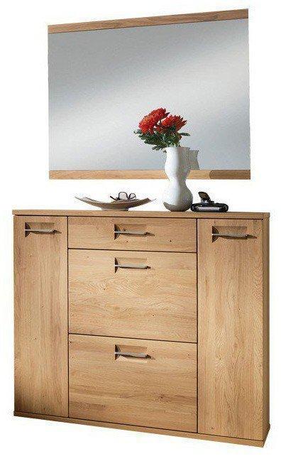 voss m bel garderobe montana teilmassiv wildeiche m bel letz ihr online shop. Black Bedroom Furniture Sets. Home Design Ideas