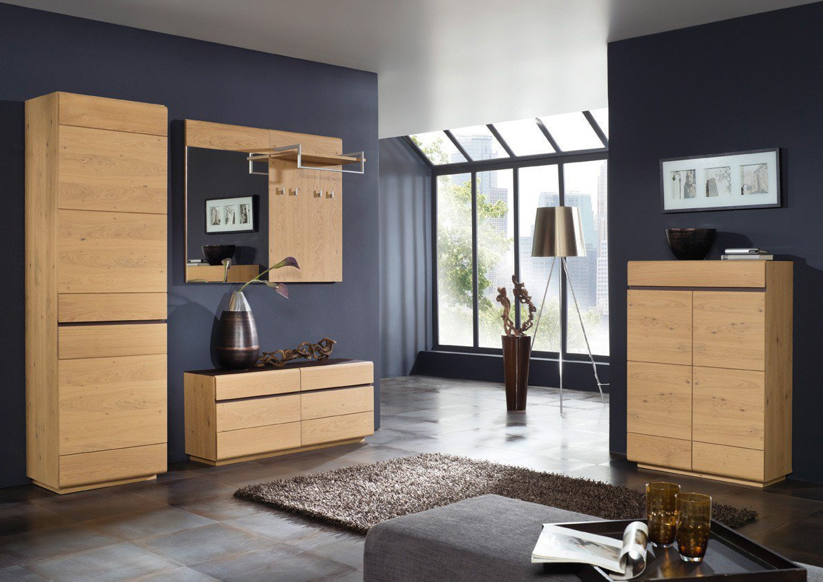 cosima von bienenm hle garderobe set 5. Black Bedroom Furniture Sets. Home Design Ideas
