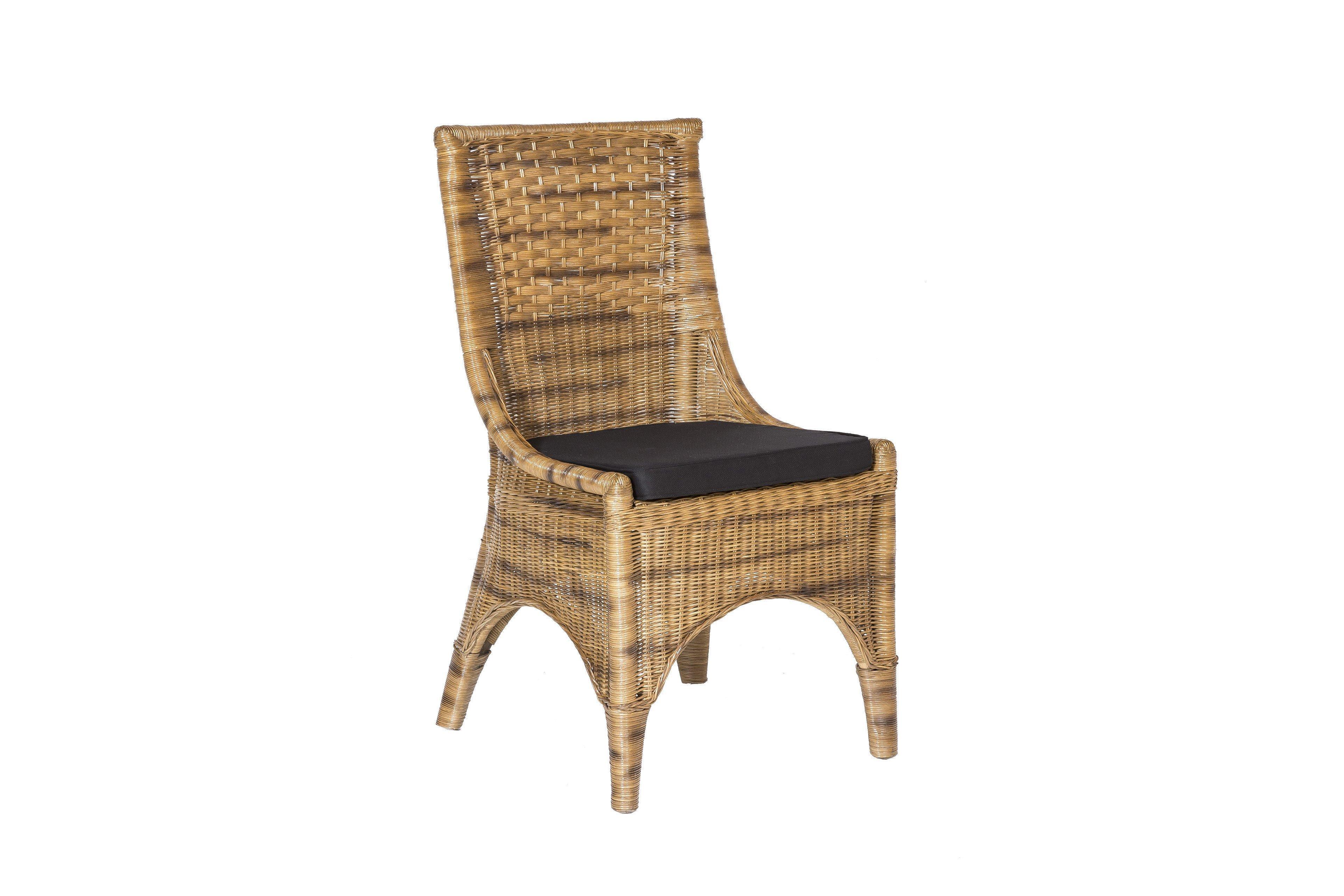 Sit Mobel Stuhl Rattan Vintage Mit Sitzkissen Mobel Letz Ihr Online Shop
