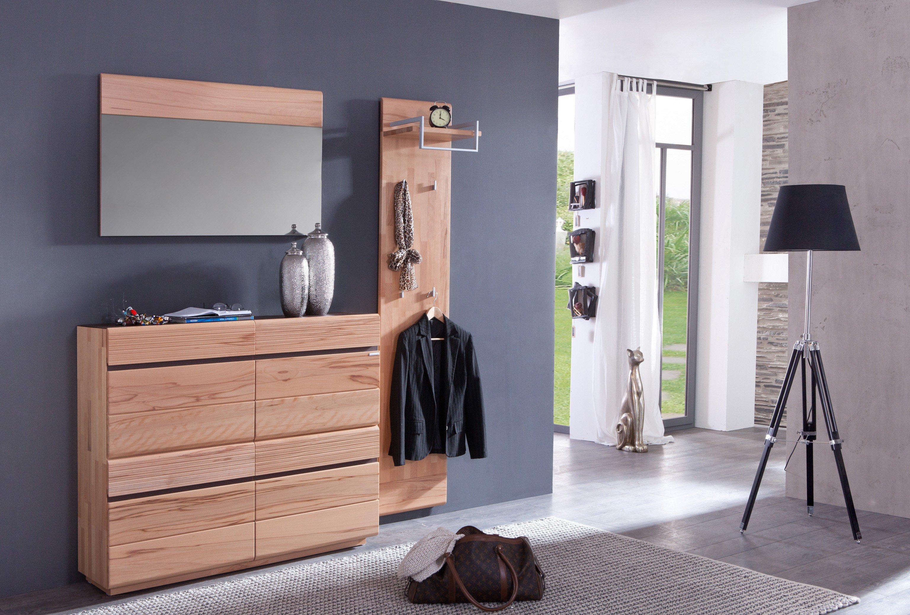 garderobe cosima kernbuche von bienenm hle m bel letz ihr online shop. Black Bedroom Furniture Sets. Home Design Ideas