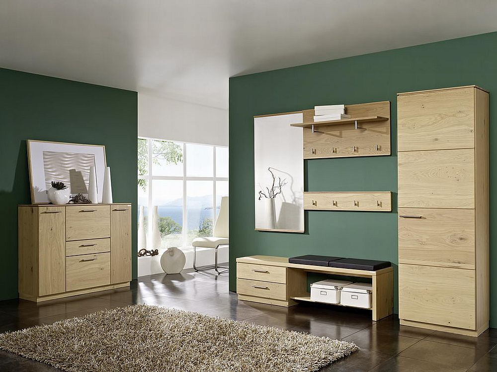 vasco von bienenm hle garderobe set 1. Black Bedroom Furniture Sets. Home Design Ideas