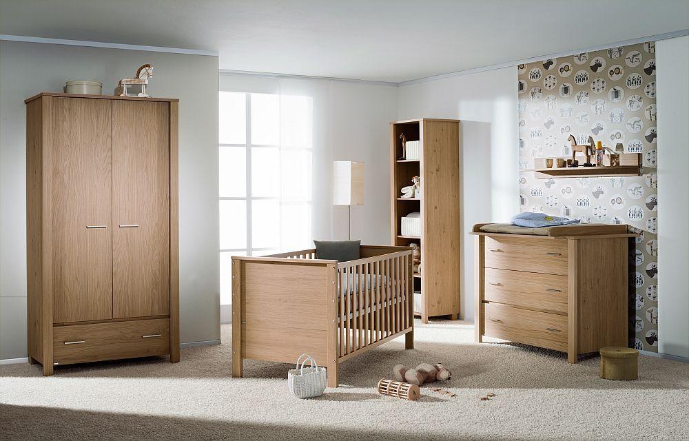 paidi babyzimmer eike eiche m bel letz ihr online shop. Black Bedroom Furniture Sets. Home Design Ideas