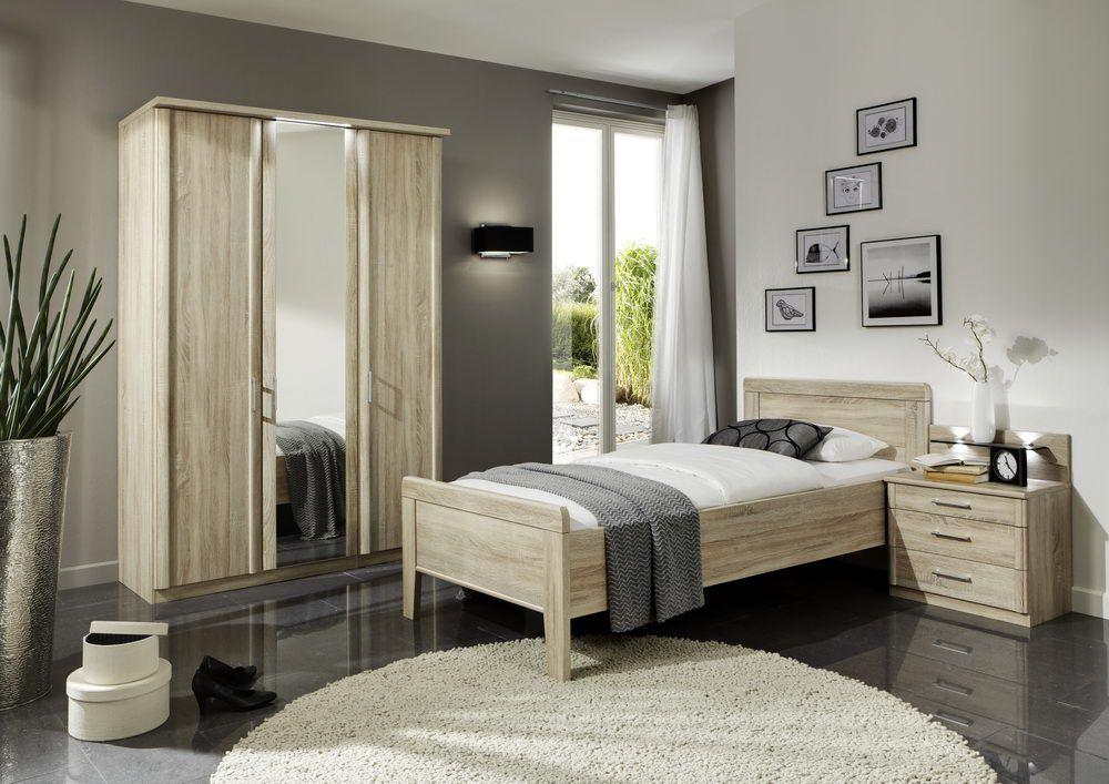schlafzimmer meran von wiemann in eiche s gerau m bel letz ihr online shop. Black Bedroom Furniture Sets. Home Design Ideas