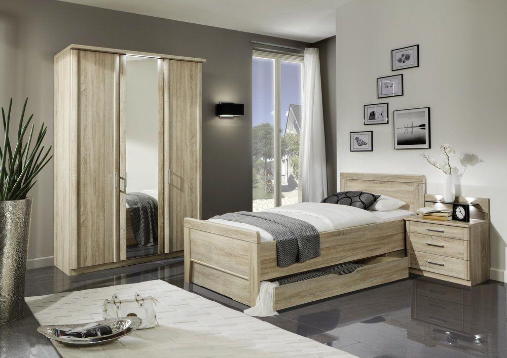 wiemann meran schlafzimmer eiche s gerau nachbildung m bel letz ihr online shop. Black Bedroom Furniture Sets. Home Design Ideas