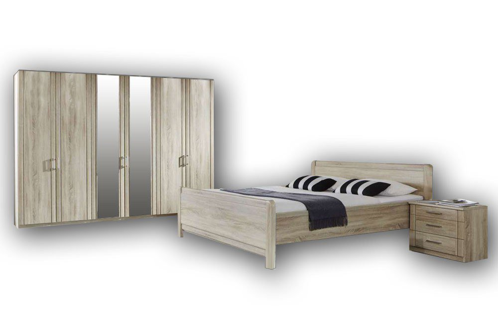 wiemann valencia schlafzimmer 4 teilig m bel letz ihr online shop. Black Bedroom Furniture Sets. Home Design Ideas