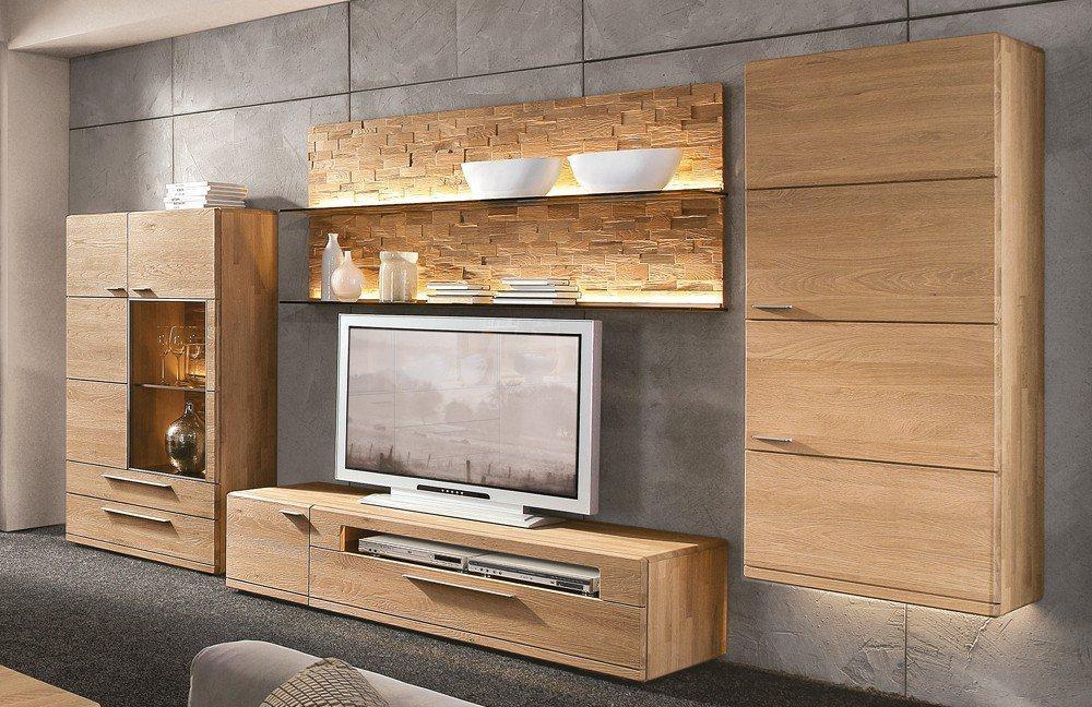 wohnwand viva nr 20 von hartmann m bel letz ihr online. Black Bedroom Furniture Sets. Home Design Ideas