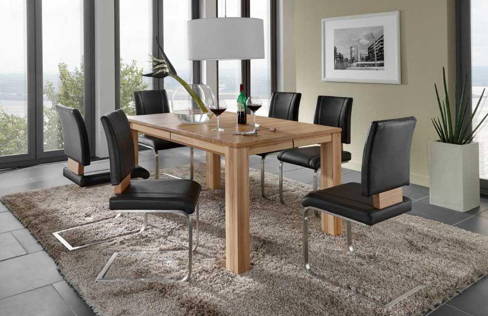 kulissentisch 1123 von niehoff sitzm bel m bel letz ihr online shop. Black Bedroom Furniture Sets. Home Design Ideas