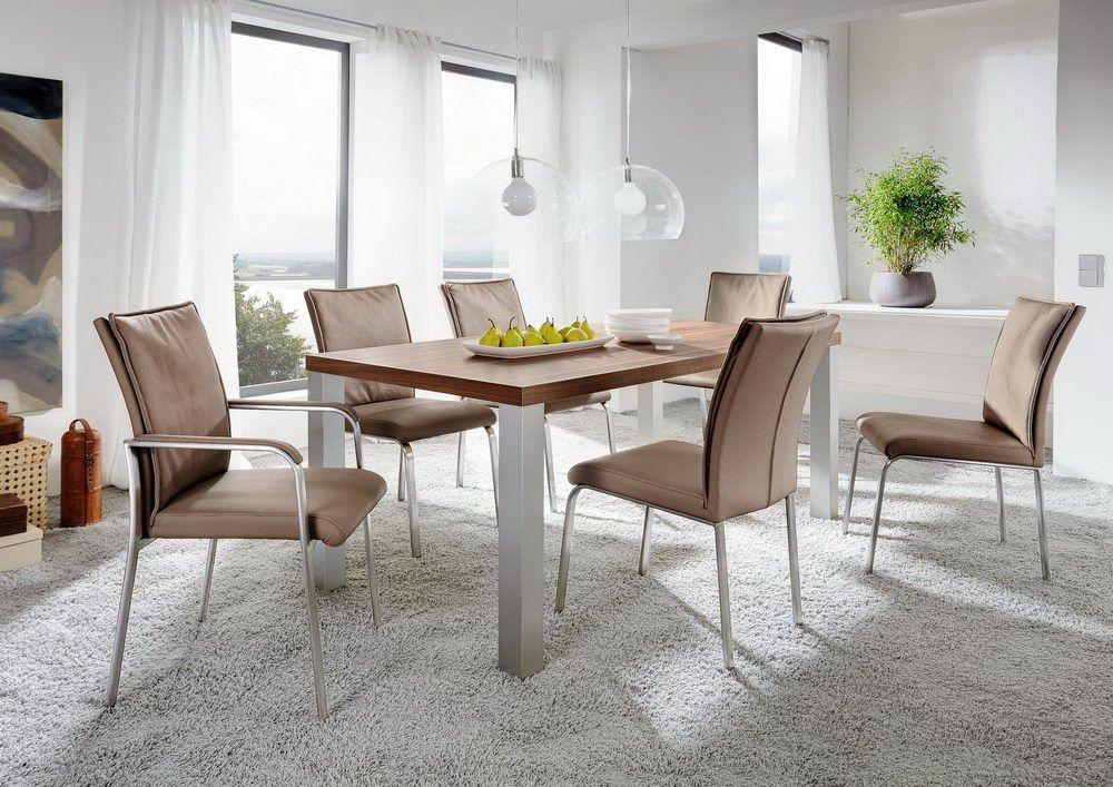 esstisch mago wild nussbaum von niehoff sitzm bel m bel letz ihr online shop. Black Bedroom Furniture Sets. Home Design Ideas