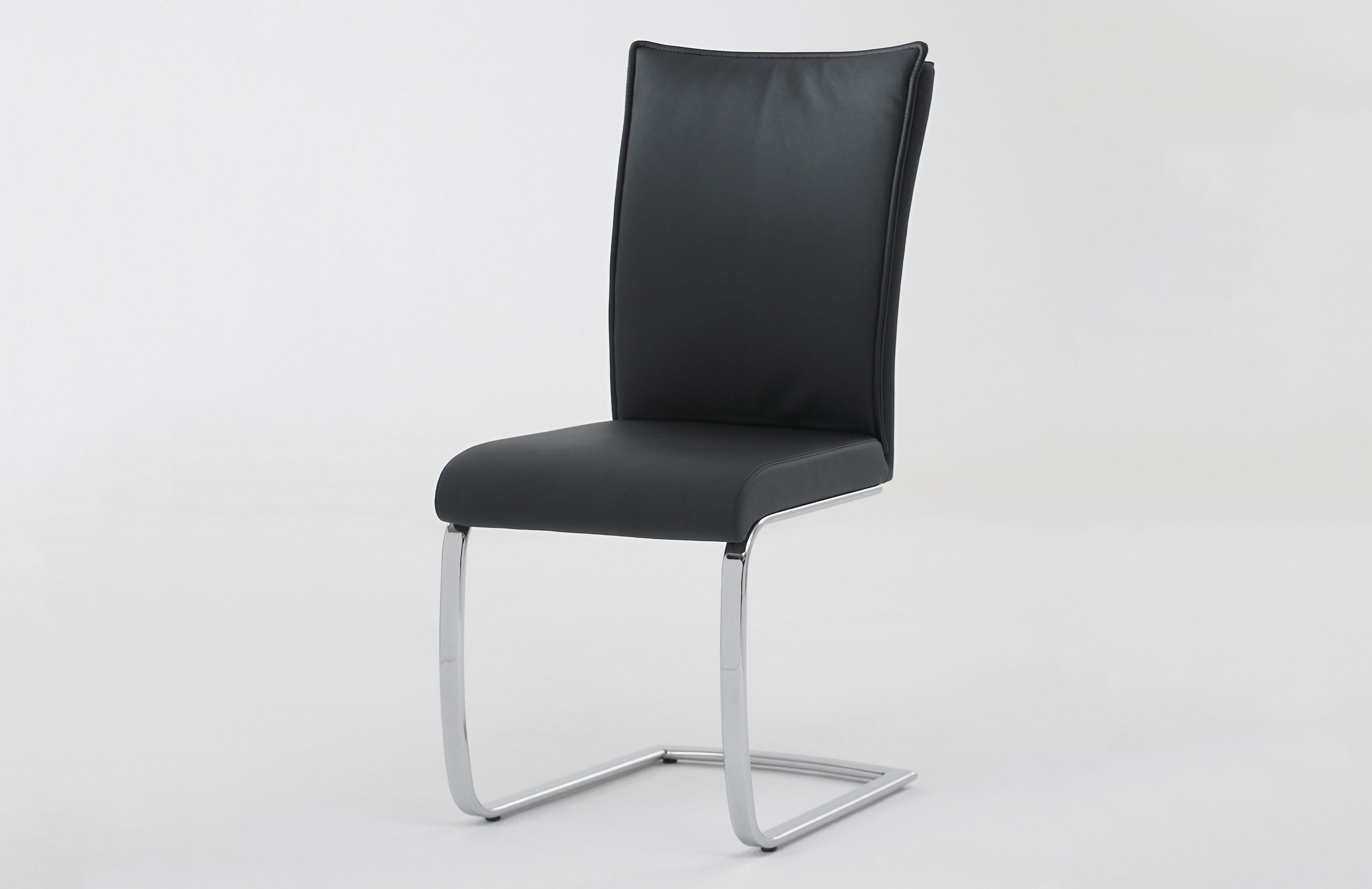 niehoff freischwinger 7761 in schwarz m bel letz ihr online shop. Black Bedroom Furniture Sets. Home Design Ideas