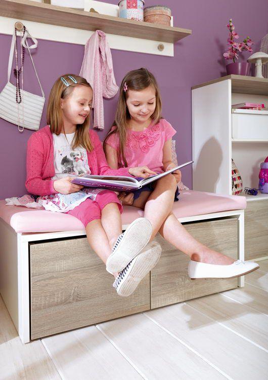 kinderzimmer online kaufen modell cosy von r hr bush. Black Bedroom Furniture Sets. Home Design Ideas