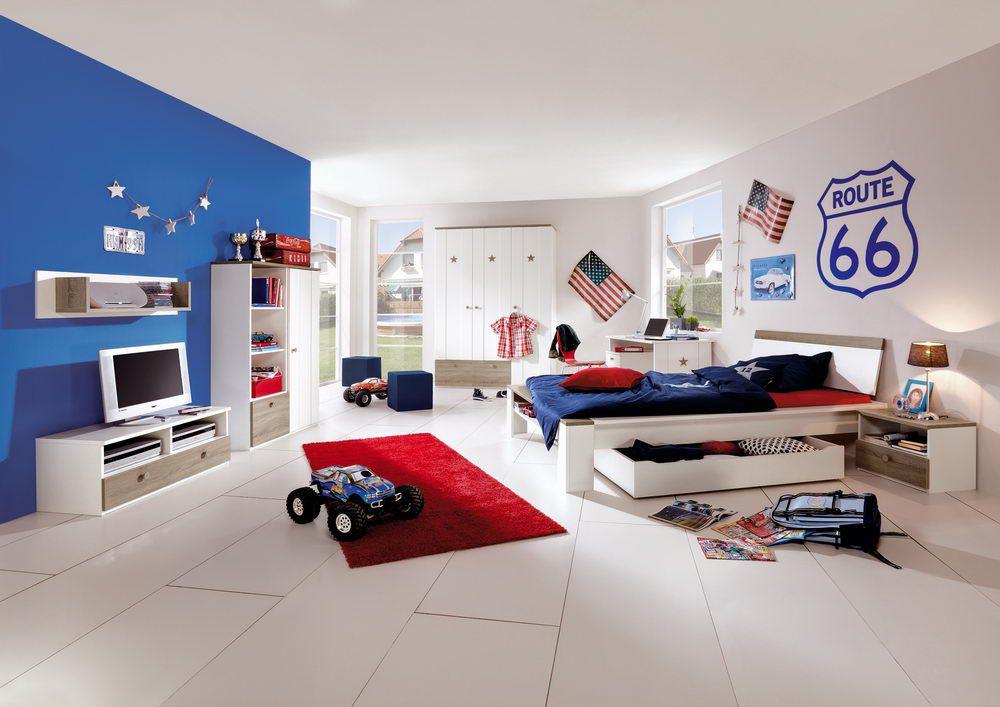 Jugend kinderzimmer von r hr bush modell cosy m bel for Jugendzimmer 9 teilig