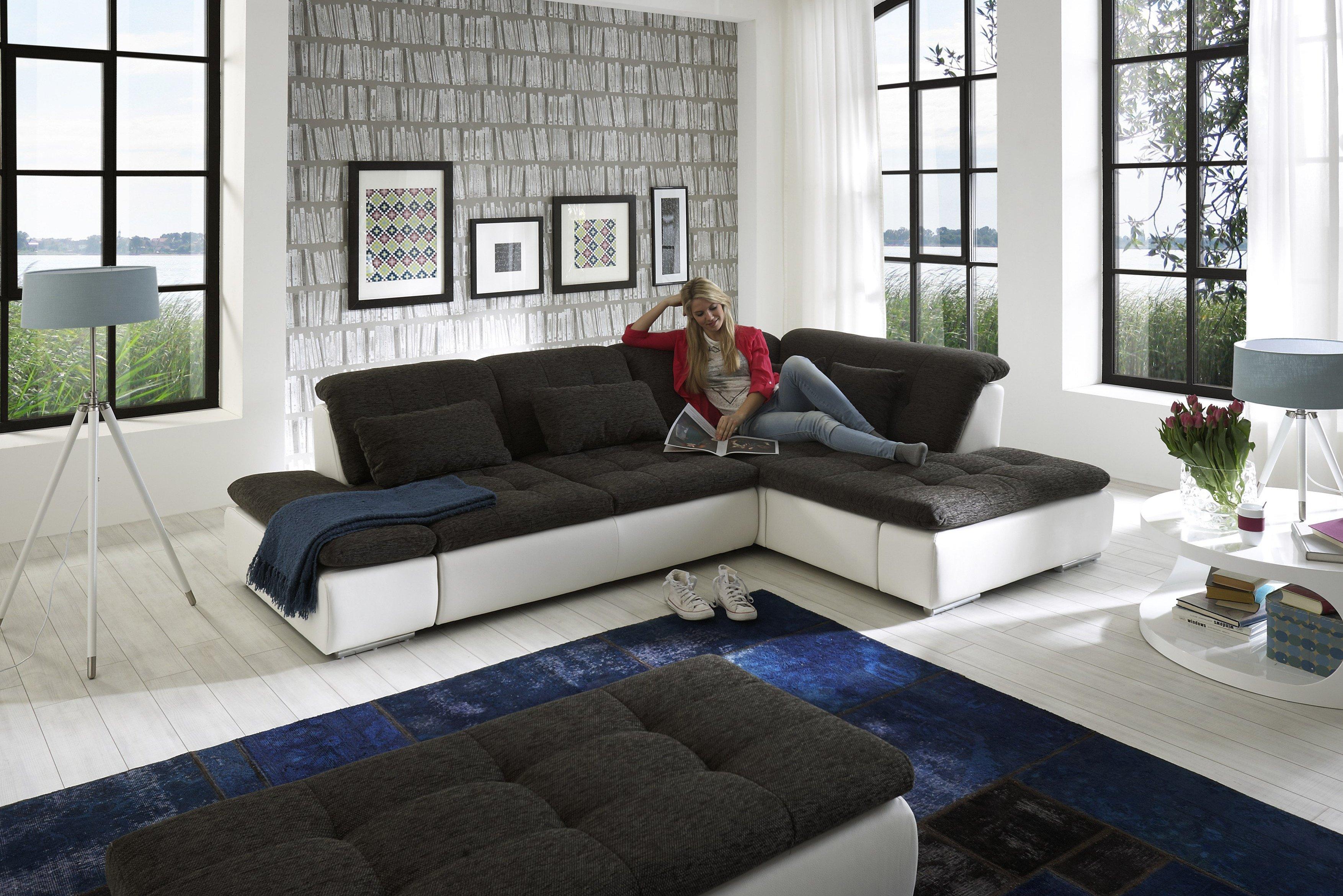 Xxl Sofa Lomo In Braun Von Megapol Mobel Letz Ihr Online Shop
