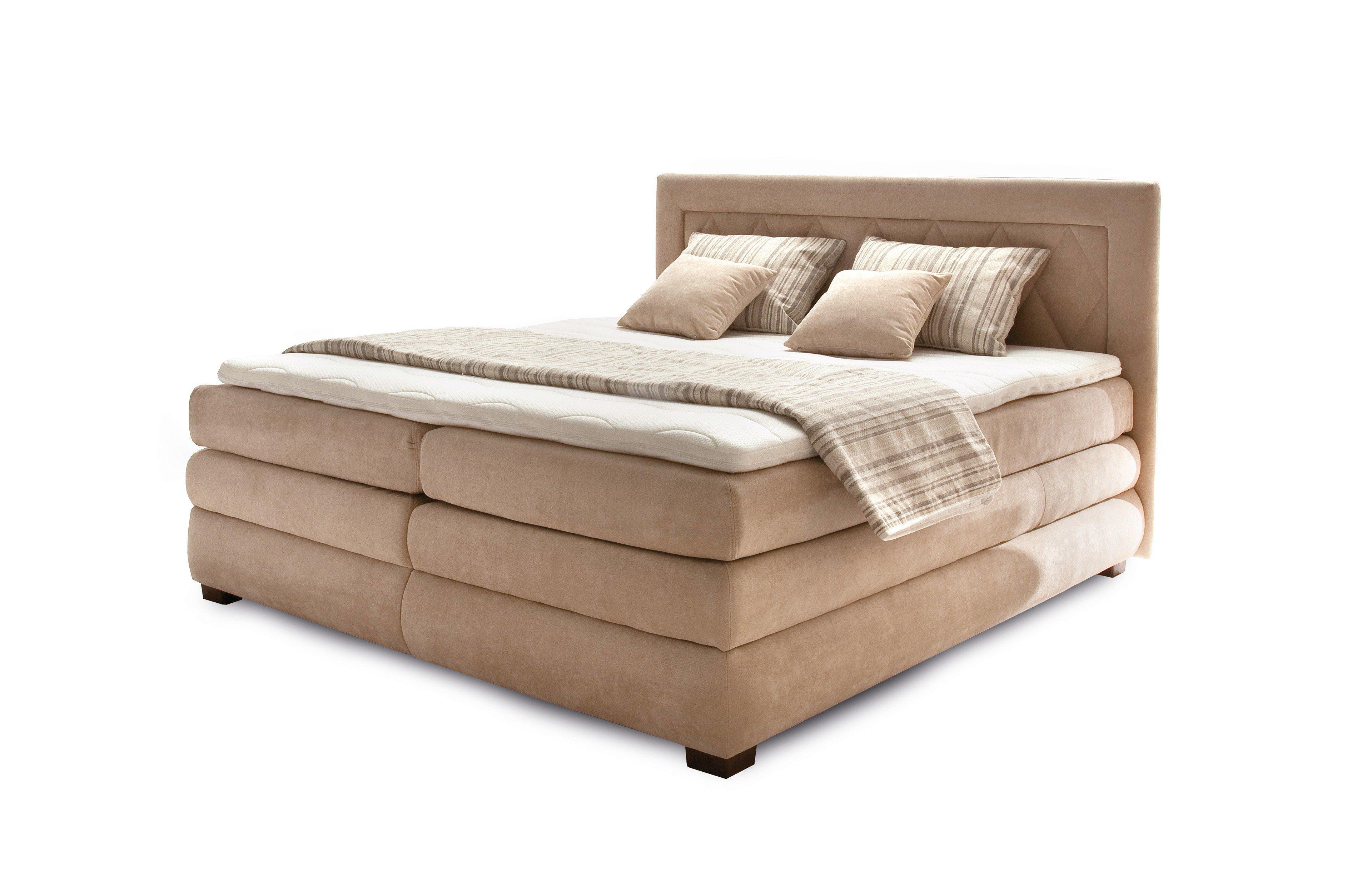 boxspringbett image von oschmann mit bettkasten m bel letz ihr online shop. Black Bedroom Furniture Sets. Home Design Ideas
