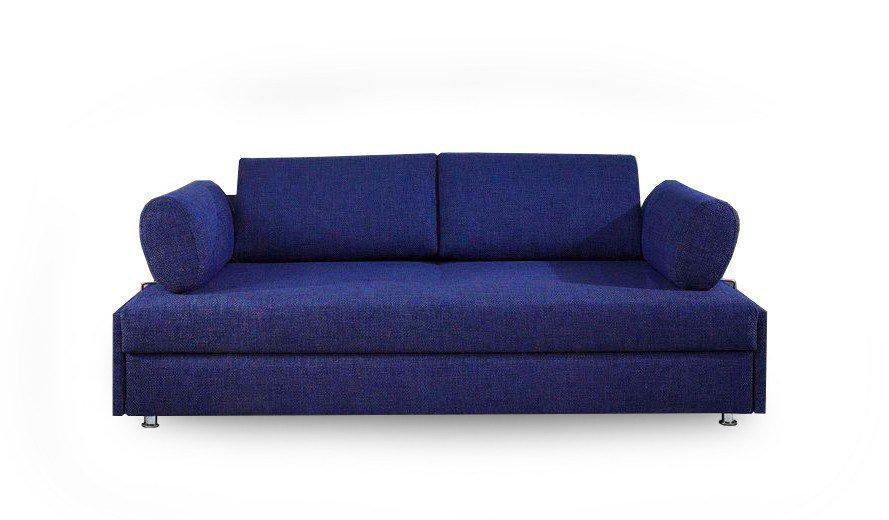 Schlafcouch Blau schlafsofa zoom bali polstermöbel blau möbel letz ihr shop