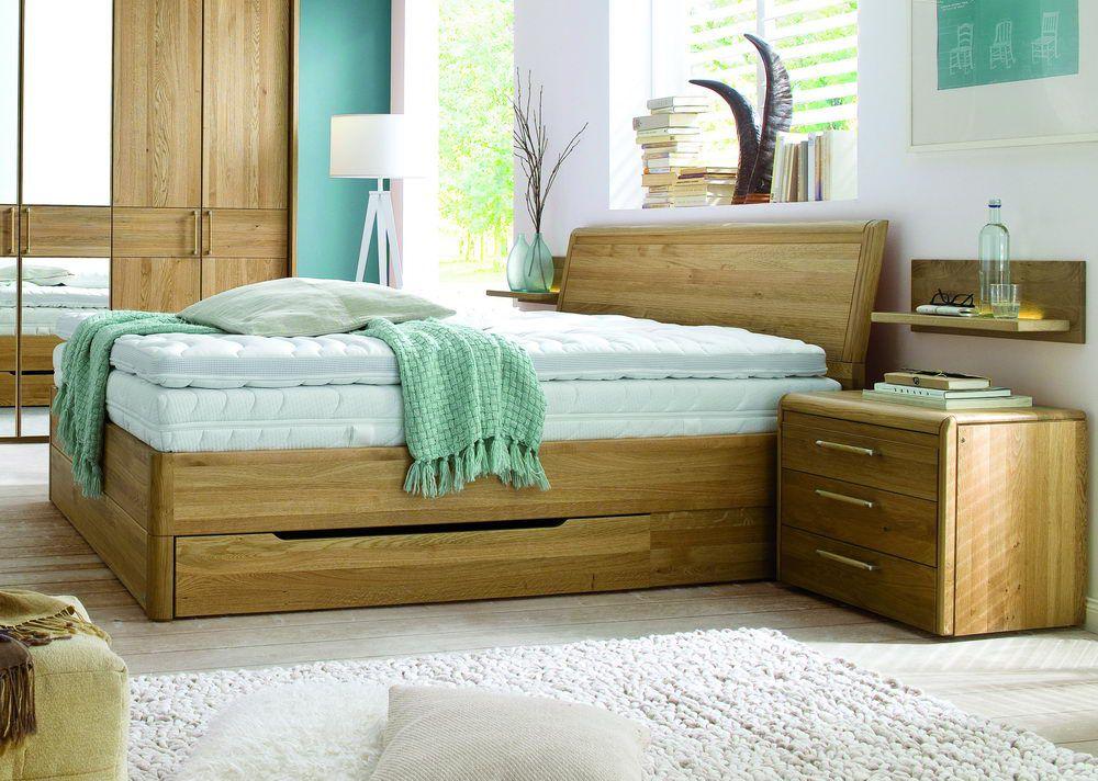 Casada Casa Royal Schlafzimmer Eiche | Möbel Letz - Ihr Online-Shop