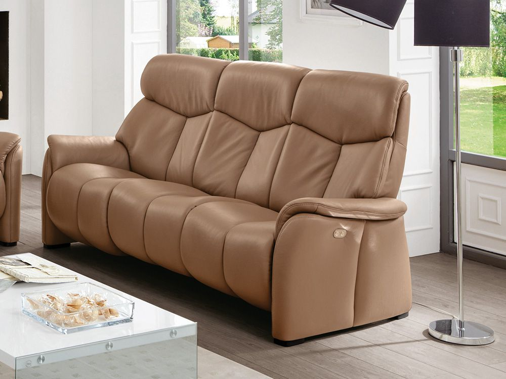ledergarnitur nevada von polinova polsterm bel m bel letz ihr online m bel shop. Black Bedroom Furniture Sets. Home Design Ideas