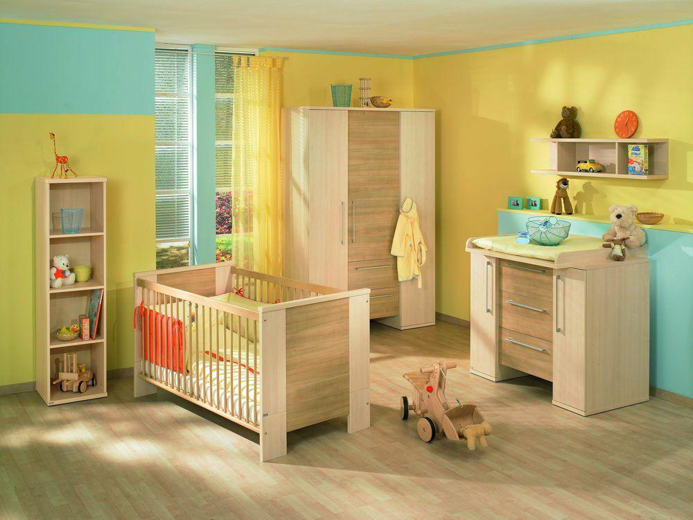 Babyzimmer bruno von paidi birne kirsche m bel letz - Babyzimmer planen ...