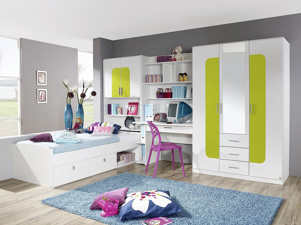 rauch utah jugendzimmer wei aubergine m bel letz ihr online shop. Black Bedroom Furniture Sets. Home Design Ideas
