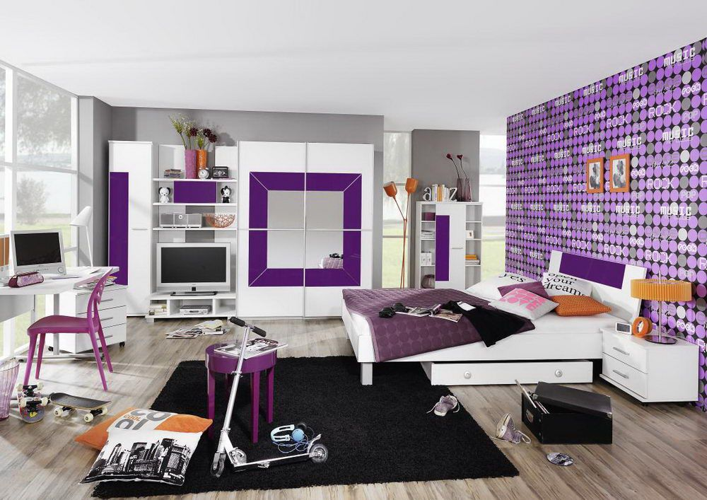 rauch georgia jugendzimmer lila m bel letz ihr online shop. Black Bedroom Furniture Sets. Home Design Ideas