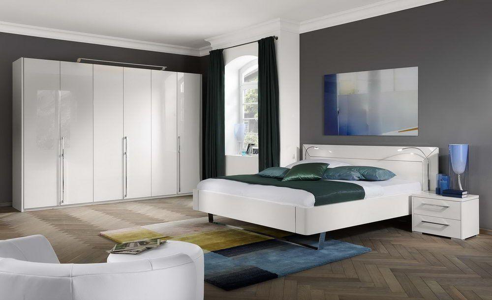Loddenkemper Maximum Schlafzimmer weiß | Möbel Letz - Ihr Online-Shop