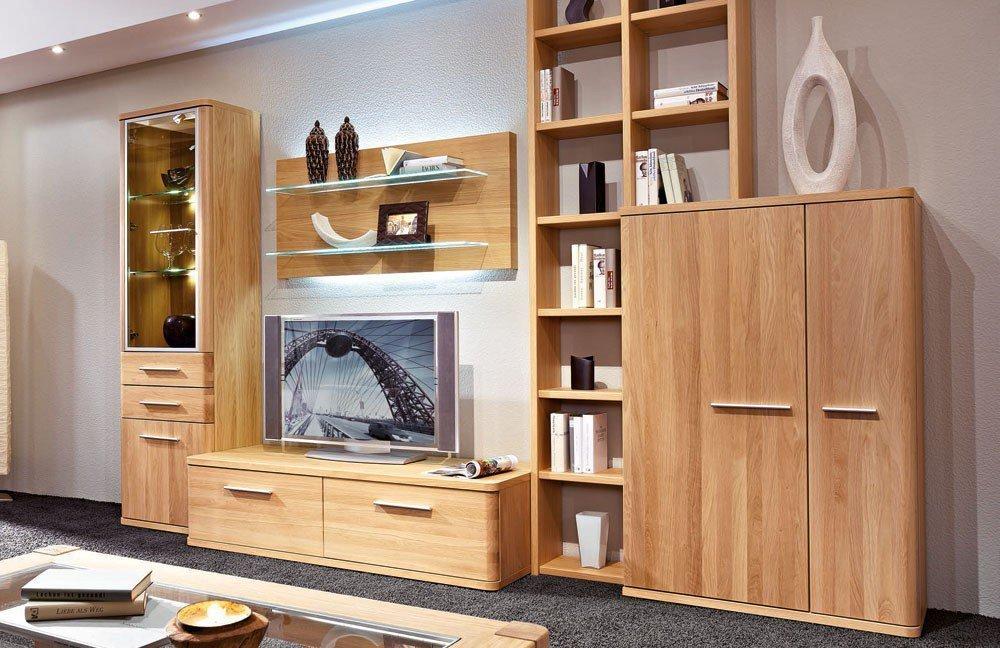 wohnwand eiche 7 andorra von schr der m bel m bel letz ihr online shop. Black Bedroom Furniture Sets. Home Design Ideas