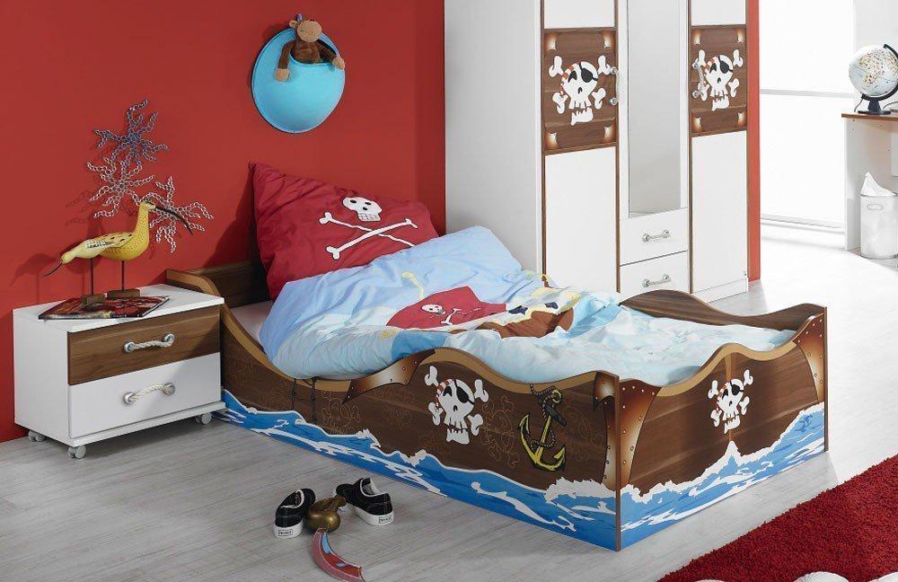 rauch drake kinderzimmer piratenmotiv m bel letz ihr. Black Bedroom Furniture Sets. Home Design Ideas