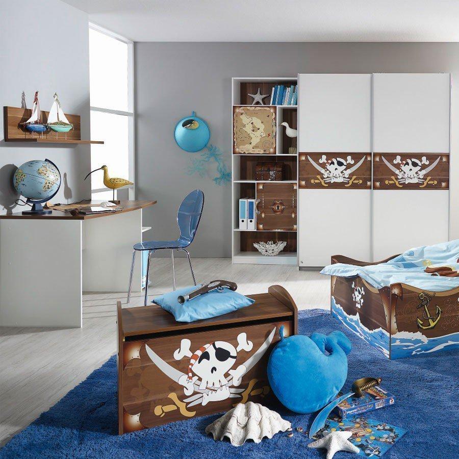 Rauch Drake Kinderzimmer Bett Bootslook | Möbel Letz - Ihr Online-Shop