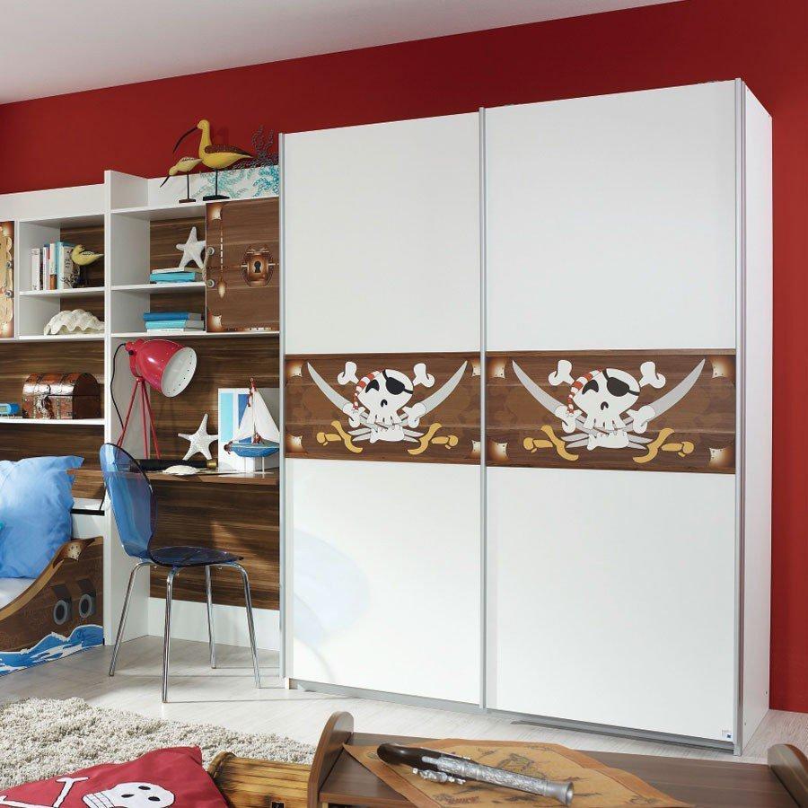 rauch drake kinderzimmer set pirat m bel letz ihr. Black Bedroom Furniture Sets. Home Design Ideas