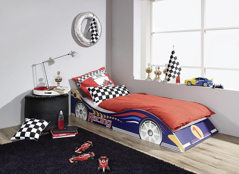 kinderzimmer racing von rauch blau m bel letz ihr online shop. Black Bedroom Furniture Sets. Home Design Ideas