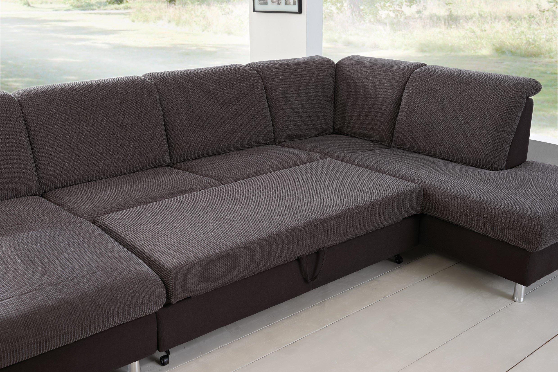 dietsch cortina wohnlandschaft anthrazit m bel letz ihr online shop. Black Bedroom Furniture Sets. Home Design Ideas