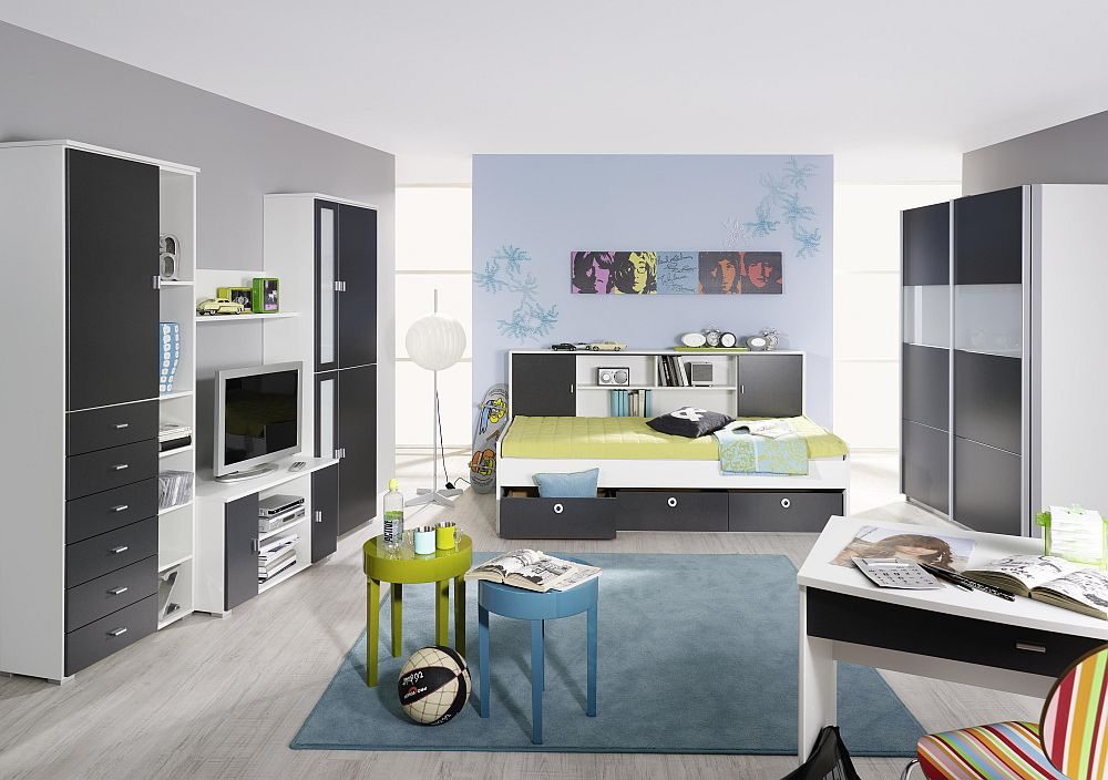 rauch m bel chica 3er set wei m bel letz ihr online shop. Black Bedroom Furniture Sets. Home Design Ideas